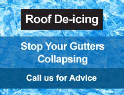 Roof De-icing